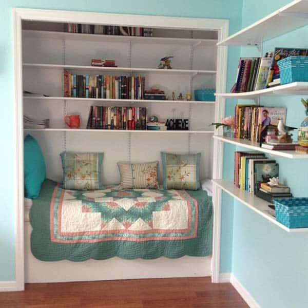 19 Beautiful and Cozy Reading Nooks For Your Home homesthetics decor (10)