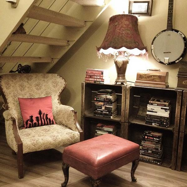 18 Beautiful And Cozy Reading Nooks For Your Home