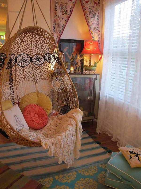 19 Beautiful and Cozy Reading Nooks For Your Home homesthetics decor (15)