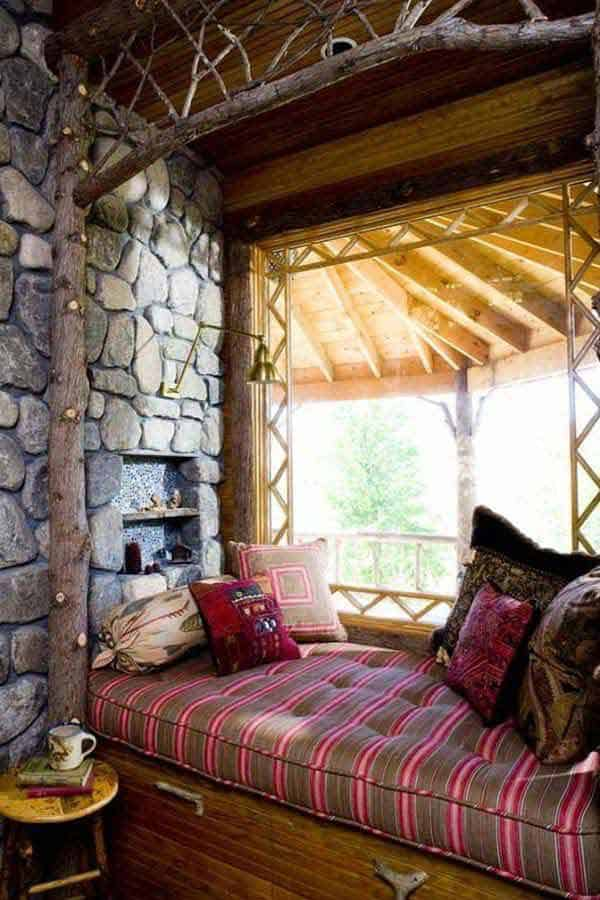 19 Beautiful and Cozy Reading Nooks For Your Home homesthetics decor (7)