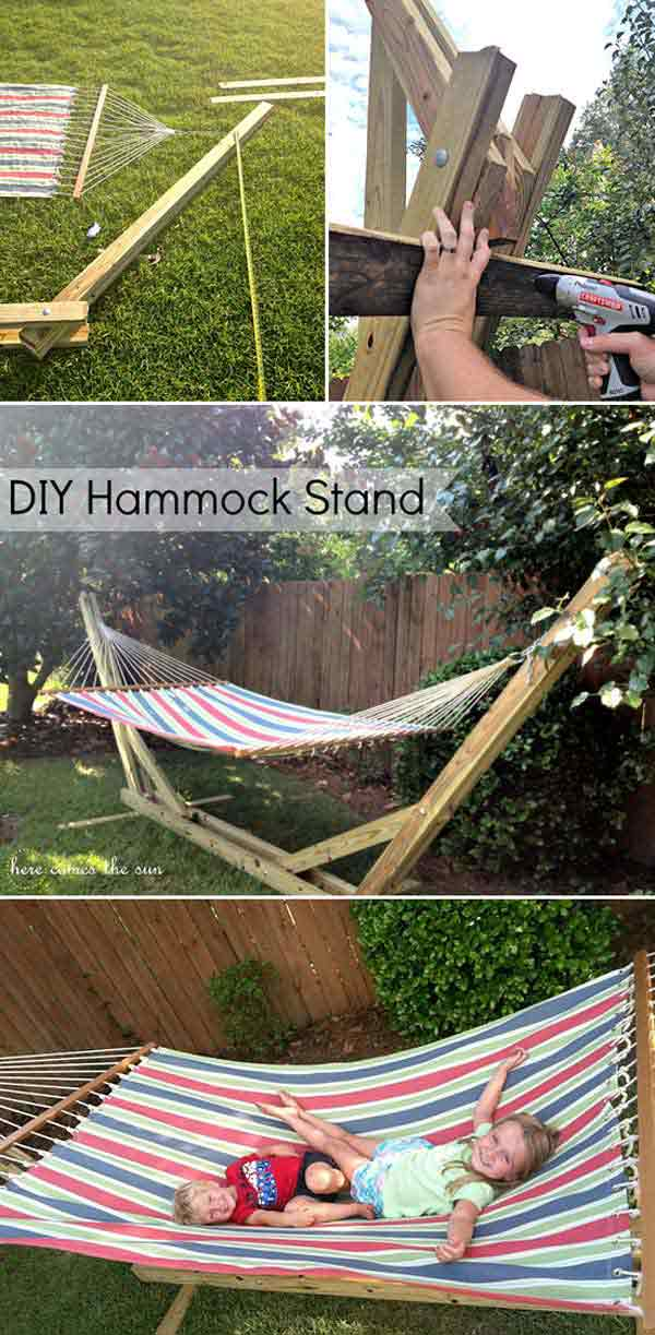 a youtube outside made watch giant hammock cargo net from diy