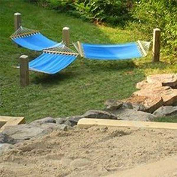 19 Relaxing Suspended Outdoor Beds That Will Transform Your Summer homesthetics decor (18)