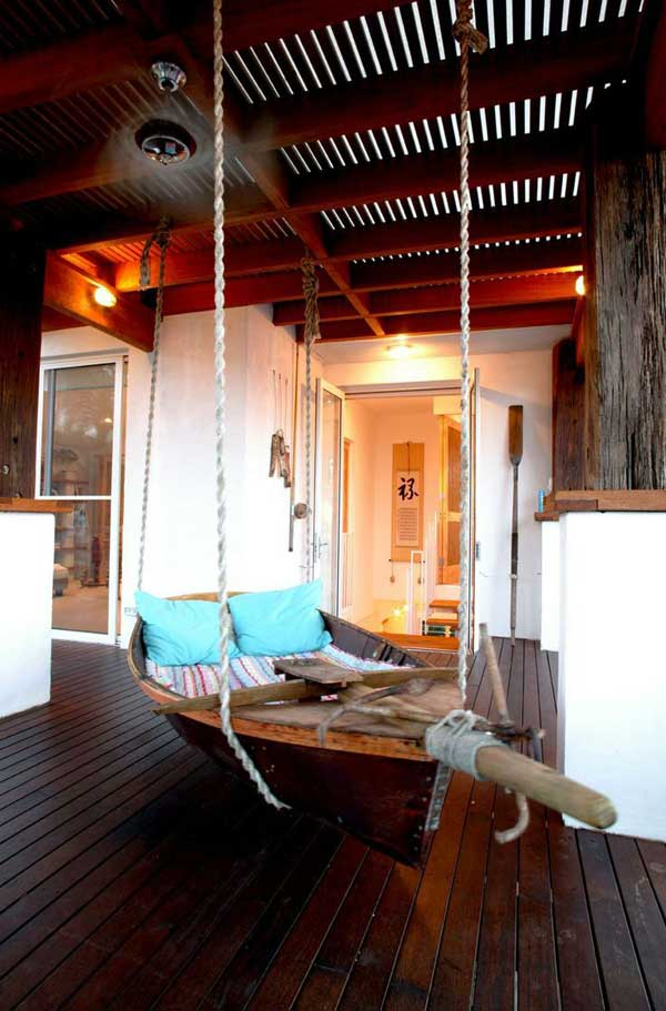 19 Relaxing Suspended Outdoor Beds That Will Transform Your Summer homesthetics decor (2)