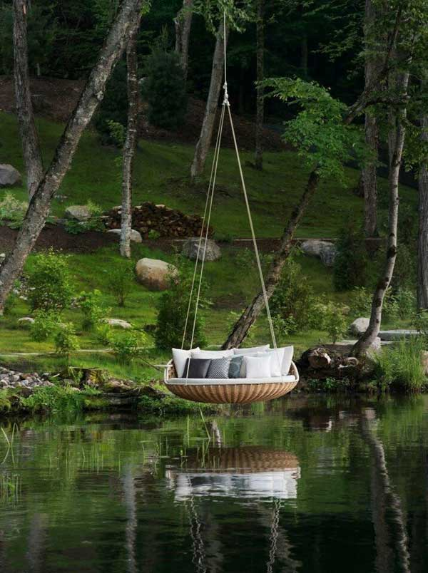 19 Relaxing Suspended Outdoor Beds That Will Transform Your Summer homesthetics decor (8)