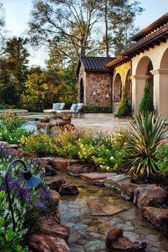 19 Simply Breathtaking Backyard Pond Designs to Materialize Between Greenery homesthetics decor (12)