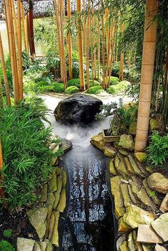 19 Simply Breathtaking Backyard Pond Designs to Materialize Between Greenery homesthetics decor (6)