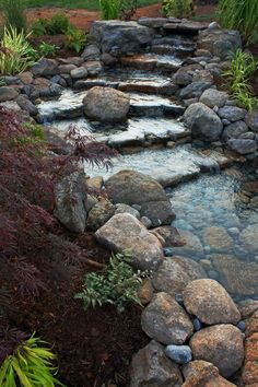 19 Simply Breathtaking Backyard Pond Designs to Materialize Between Greenery homesthetics decor (9)