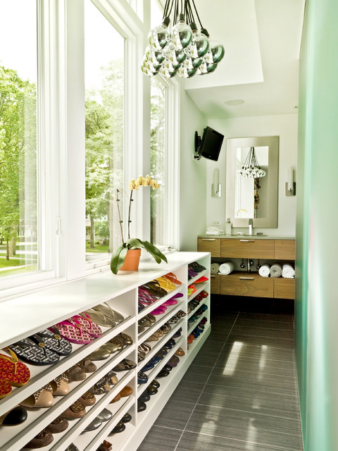 19 Smart Examples of Shoe Storage DIY Projects For Your Home homesthetics decor (10)