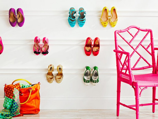 19 Smart Examples of Shoe Storage DIY Projects For Your Home homesthetics decor (15)