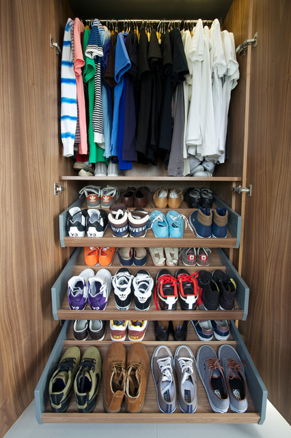19 Smart Examples of Shoe Storage DIY Projects For Your Home homesthetics decor (3)