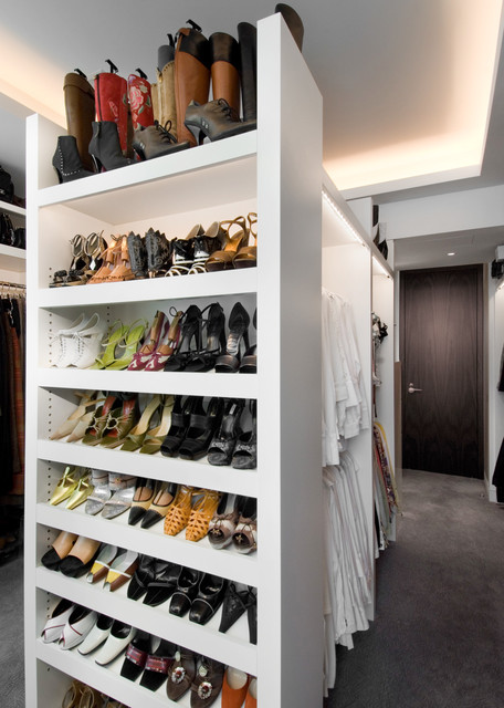 19 Smart Examples of Shoe Storage DIY Projects For Your Home homesthetics decor (5)