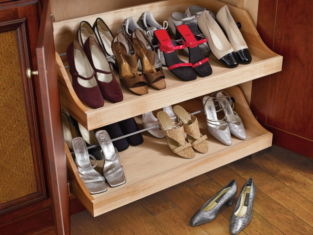 19 Smart Examples of Shoe Storage DIY Projects For Your Home homesthetics decor (6)