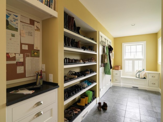19 Smart Examples of Shoe Storage DIY Projects For Your Home homesthetics decor (8)
