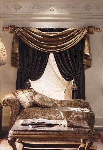 20 BEAUTIFULLY DESIGNED DRAPES OF YOUR CHOOSING TO ADD TO YOUR HOME'S DECOR (12)