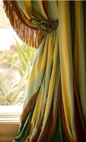 20 BEAUTIFULLY DESIGNED DRAPES OF YOUR CHOOSING TO ADD TO YOUR HOME'S DECOR (13)