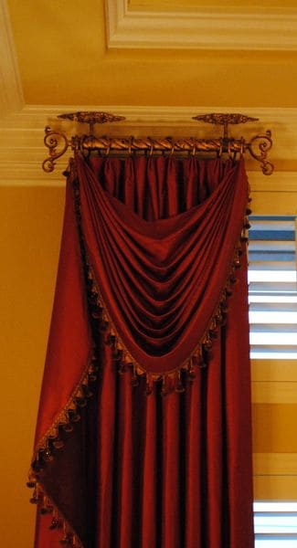 20 BEAUTIFULLY DESIGNED DRAPES OF YOUR CHOOSING TO ADD TO YOUR HOME'S DECOR (15)