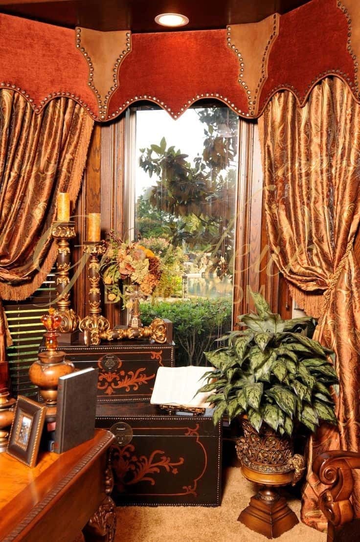 20 BEAUTIFULLY DESIGNED DRAPES OF YOUR CHOOSING TO ADD TO YOUR HOME'S DECOR (29)