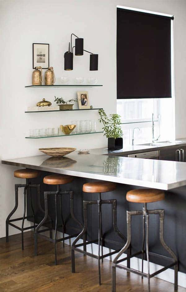 21 Creative Ideas on How to Add a Vintage Touch to Your Kitchen homesthetics decor (11)