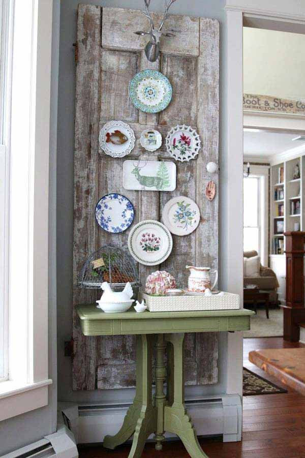 21 Creative Ideas on How to Add a Vintage Touch to Your Kitchen homesthetics decor (22)