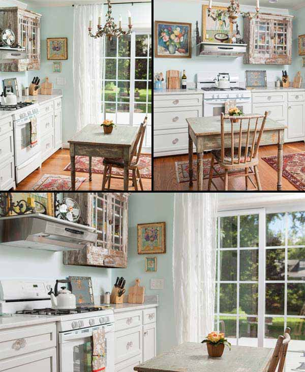 21 Creative Ideas on How to Add a Vintage Touch to Your Kitchen homesthetics decor (4)