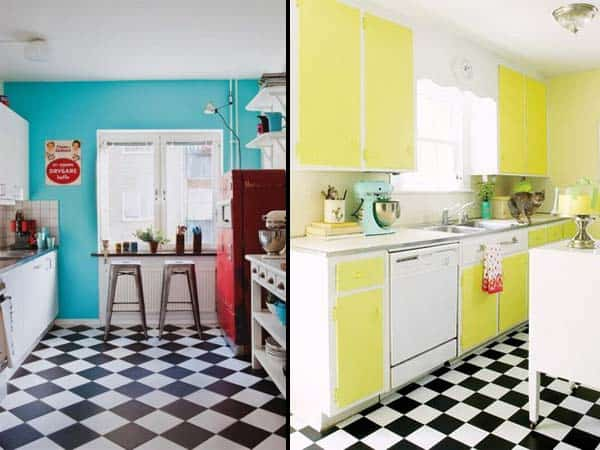 21 Creative Ideas on How to Add a Vintage Touch to Your Kitchen homesthetics decor (7)