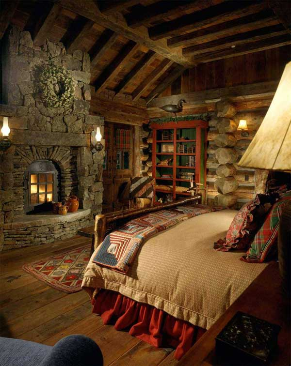 22 Extraordinary Beautiful Rustic Bedroom Interior Designs Filled With Coziness homesthetics decor (15)