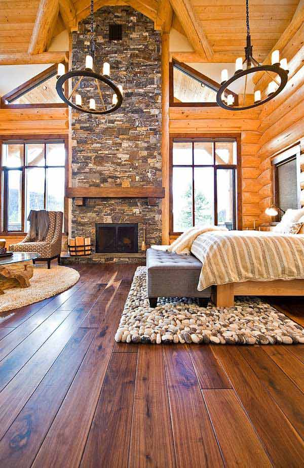 22 Extraordinary Beautiful Rustic Bedroom Interior Designs Filled With Coziness homesthetics decor (3)