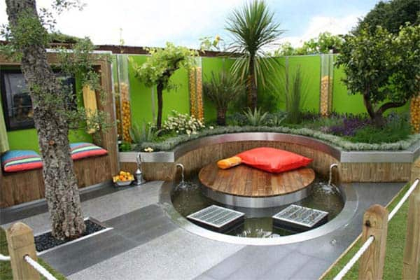 23 Simple Beautiful Small Backyards Presenting Spaciousness and Warmth homesthetics designs (16)