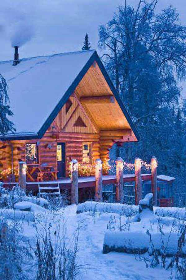 23 Spectacular Wooden Cabins Taking Advantage of Majestic Landscapes homesthetics decor