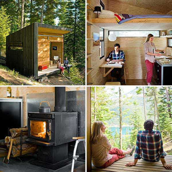 23 Spectacular Wooden Cabins Taking Advantage of Majestic Landscapes homesthetics decor (23)