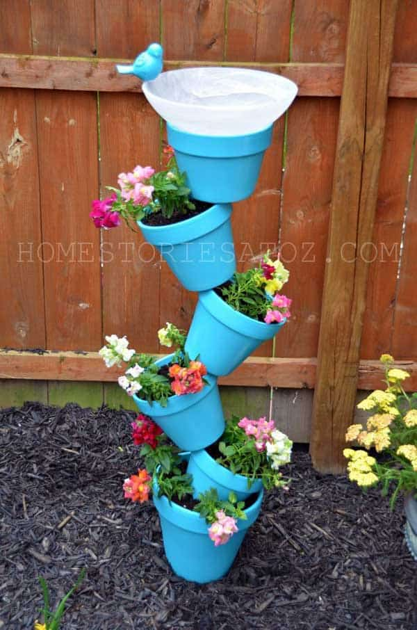 24 Highly Creative Yet Inexpensive Recycled Flower Pots For Your Household  homesthetics decor  4. 24 Highly Creative Yet Inexpensive Recycled Flower Pots For Your