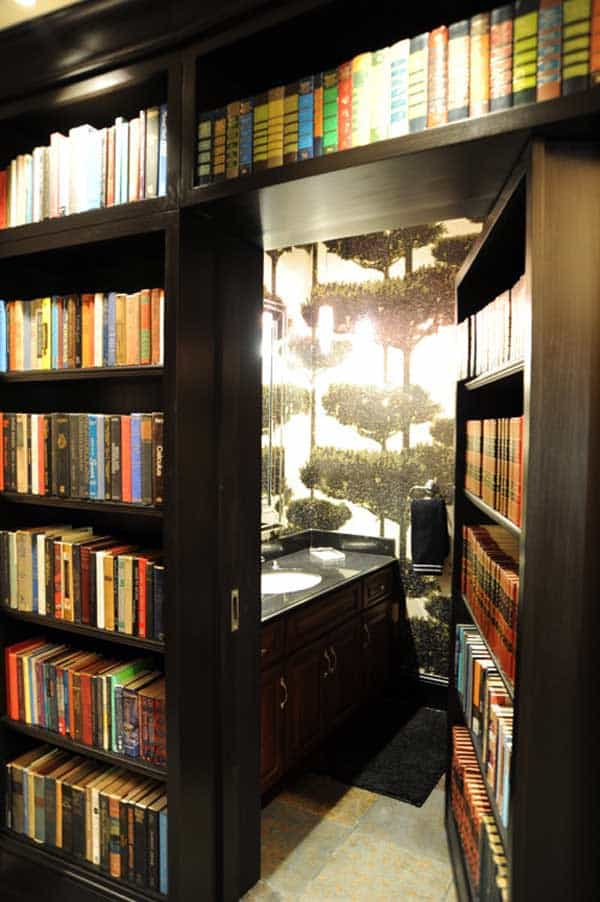 24 Insanely Beautiful Wall Bookshelves For Enthusiast Readers homesthetics decor (10)