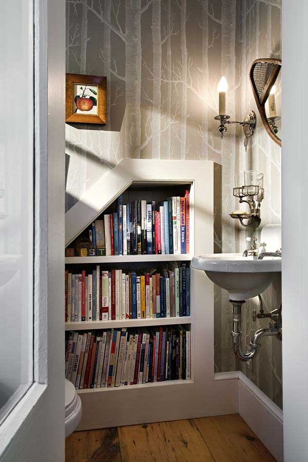 24 Insanely Beautiful Wall Bookshelves For Enthusiast Readers homesthetics decor (19)