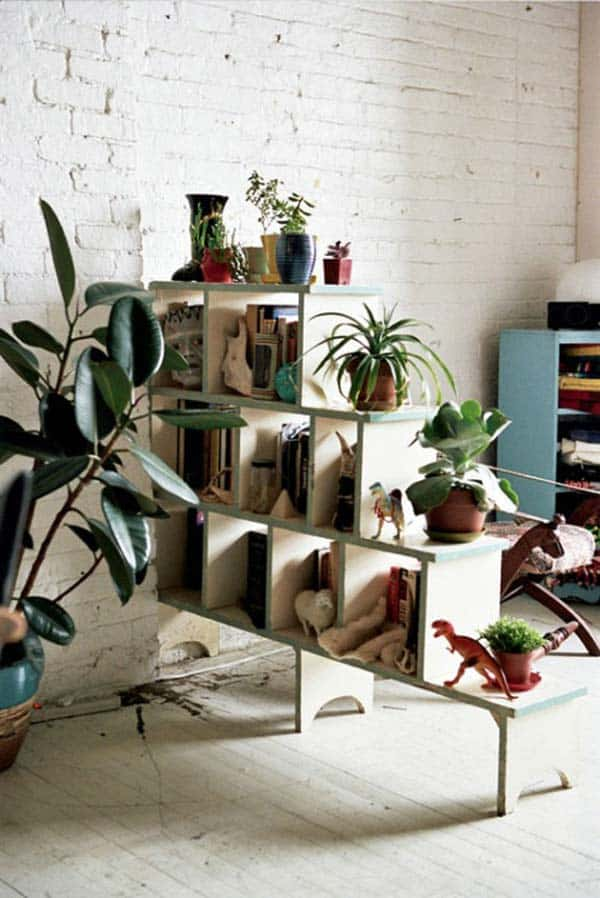 24 Mesmerizing Creative DIY Room Dividers Able to Reshape Your Space homesthetics ideas (14)
