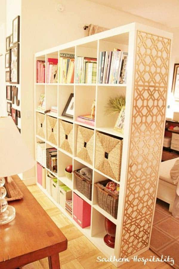 15 Creative Ideas For Room Dividers: 24 Mesmerizing Creative DIY Room Dividers Able To Reshape