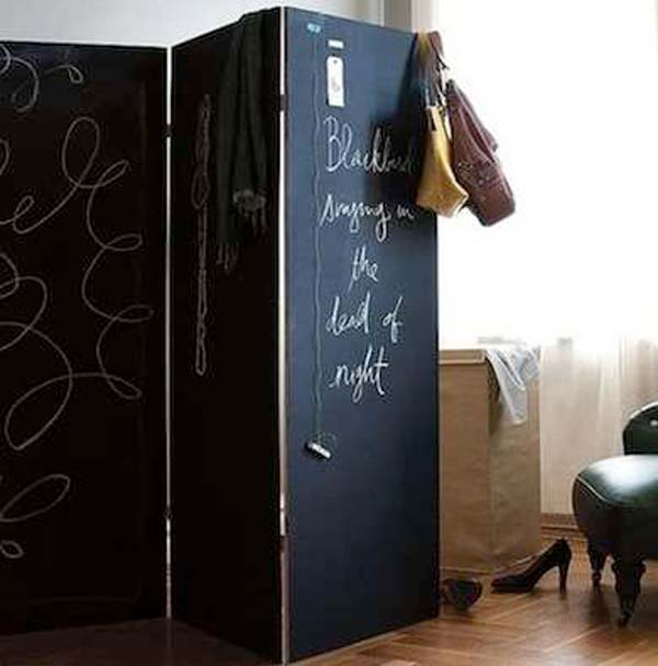 24 Mesmerizing Creative DIY Room Dividers Able to Reshape Your Space homesthetics ideas (17)