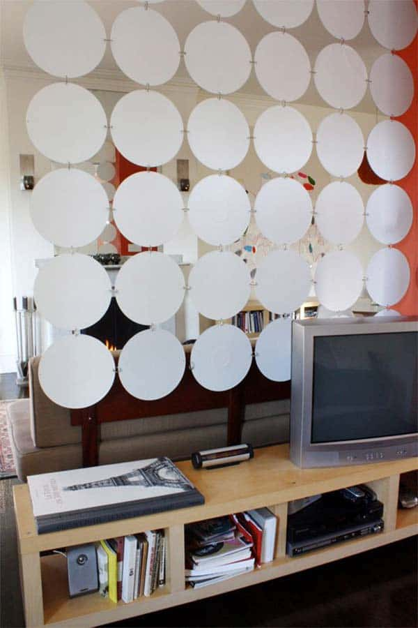 24 Mesmerizing Creative DIY Room Dividers Able to Reshape Your Space homesthetics ideas (2)