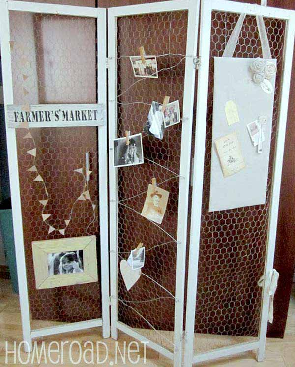 24 Mesmerizing Creative DIY Room Dividers Able to Reshape Your Space