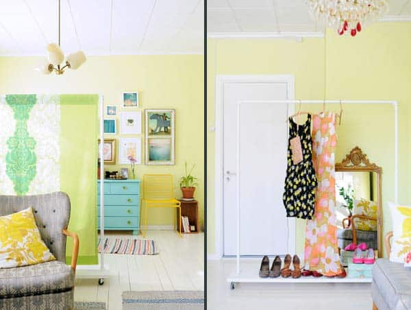 24 Mesmerizing Creative DIY Room Dividers Able to Reshape Your Space homesthetics ideas (27)