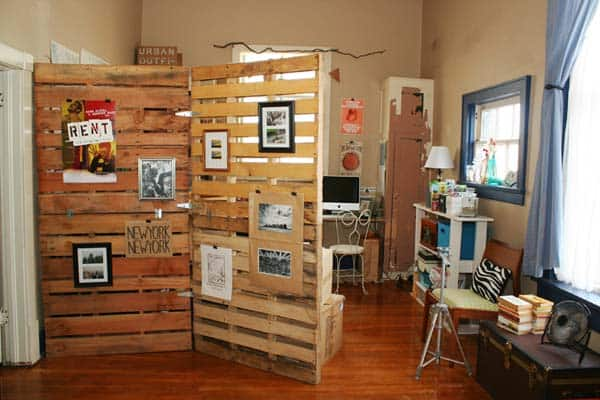 24 Mesmerizing Creative DIY Room Dividers Able to Reshape Your Space homesthetics ideas (3)