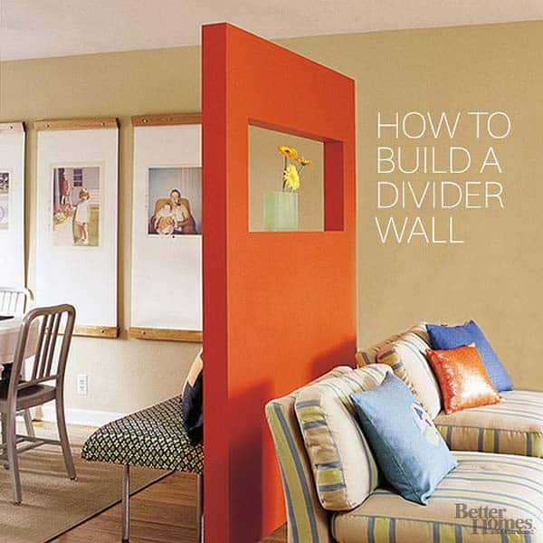 24 Mesmerizing Creative DIY Room Dividers Able to Reshape ...