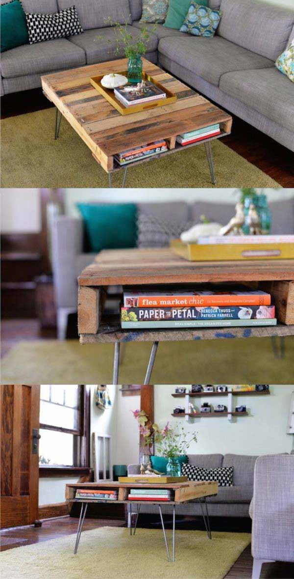 25 Beautiful Cheap Pallet DIY Storage Projects to Realize With Ease homesthetics projects and crafts (16)