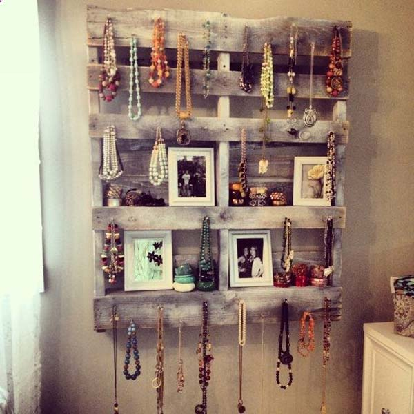 25 Beautiful Cheap Pallet DIY Storage Projects to Realize With Ease homesthetics projects and crafts (2)