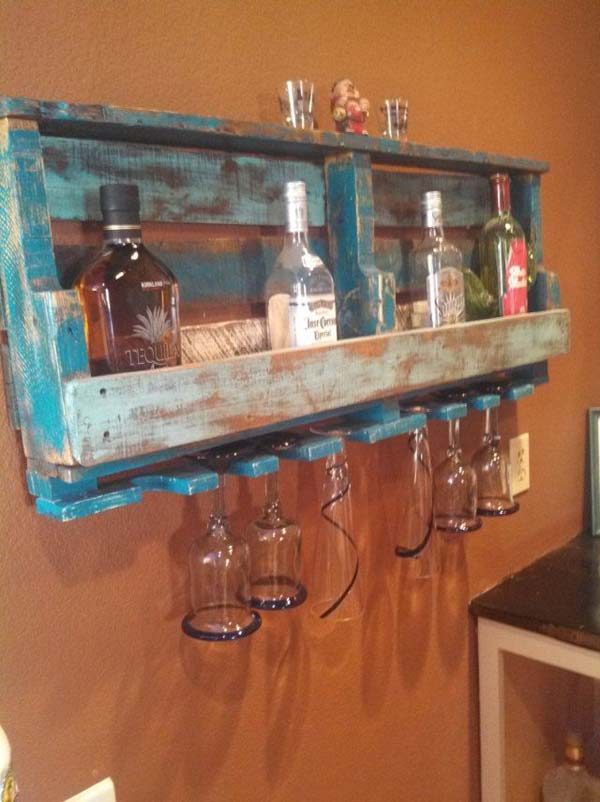 25 Beautiful Cheap Pallet DIY Storage Projects to Realize With Ease homesthetics projects and crafts (5)