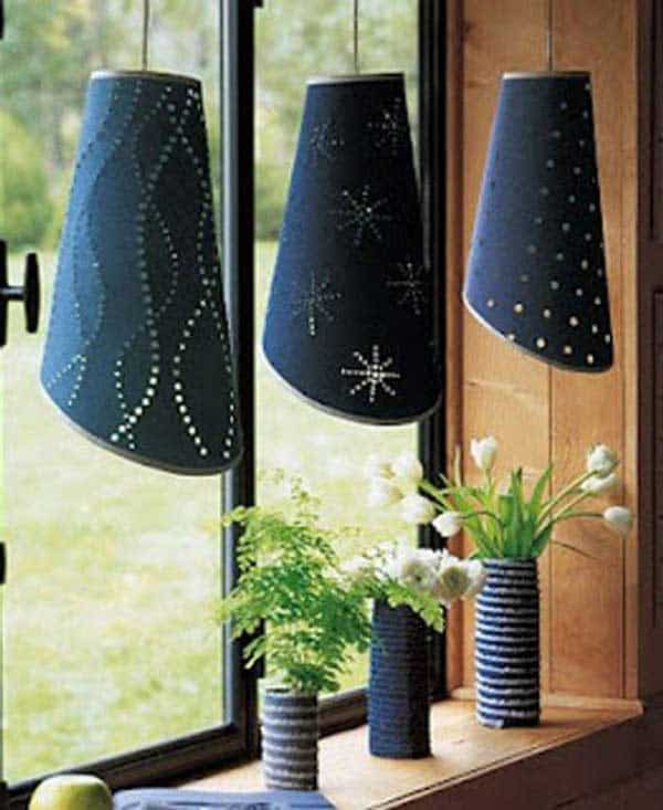 25 Unusual Cool Ways to Upcycle Old Denim Into DIY Projects homesthetics decor (2)