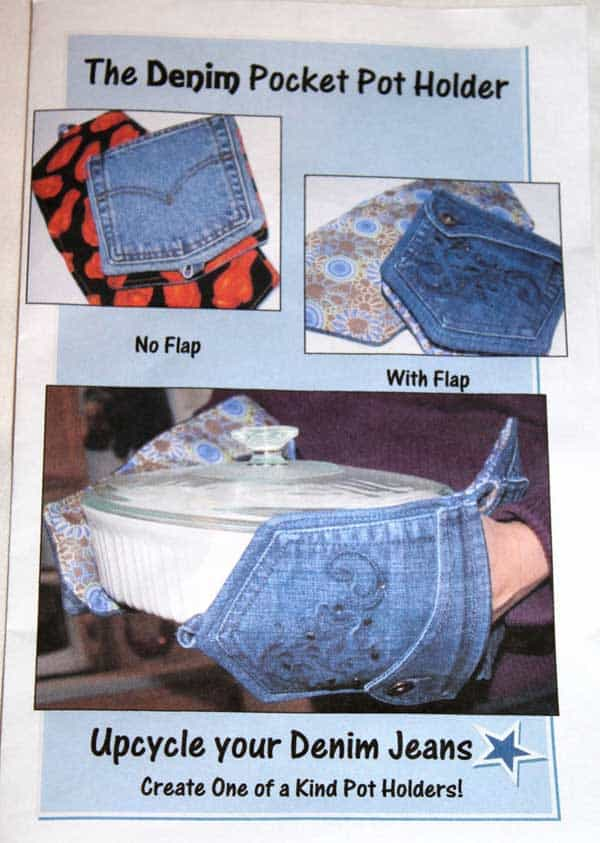 25 Unusual Cool Ways To Upcycle Old Denim Into Diy Projects