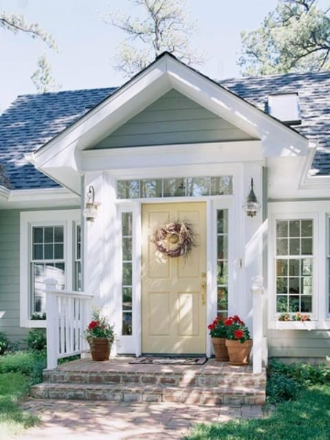 26 mesmerizing and welcoming small front porch design ideas for Front porch designs ideas