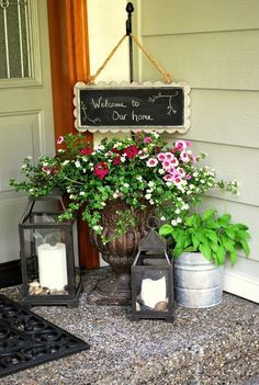 26 Mesmerizing and Welcoming Front Porch Design Ideas
