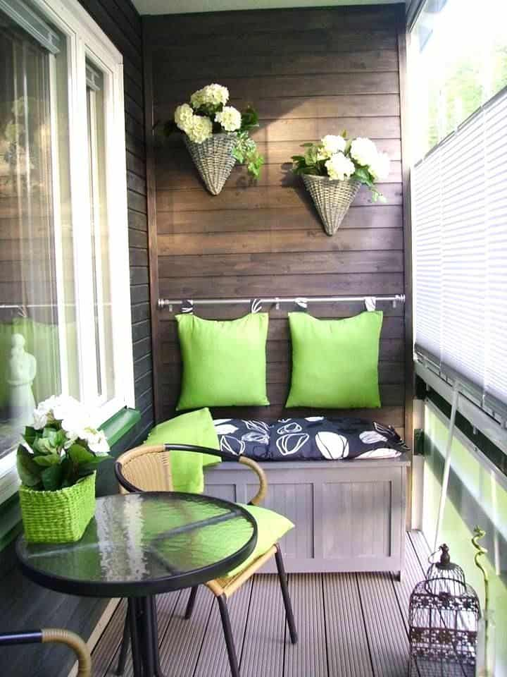 Ideas For Decorating A Home Part - 40: 26 Mesmerizing And Welcoming Front Porch Design Ideas (26)
