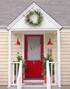 26 Mesmerizing and Welcoming Front Porch Design Ideas  (26)